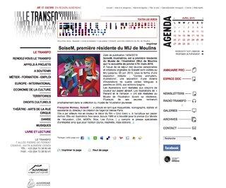 """Publication """"le Transfo en 2015"""""""