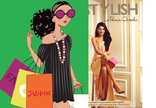 fashion illustration for Be stylish