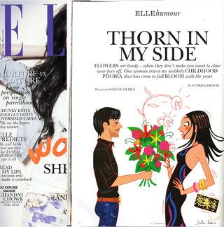 ELLE magazine India