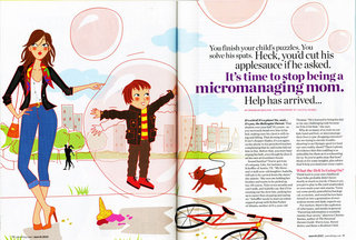 Parenting magazine USA