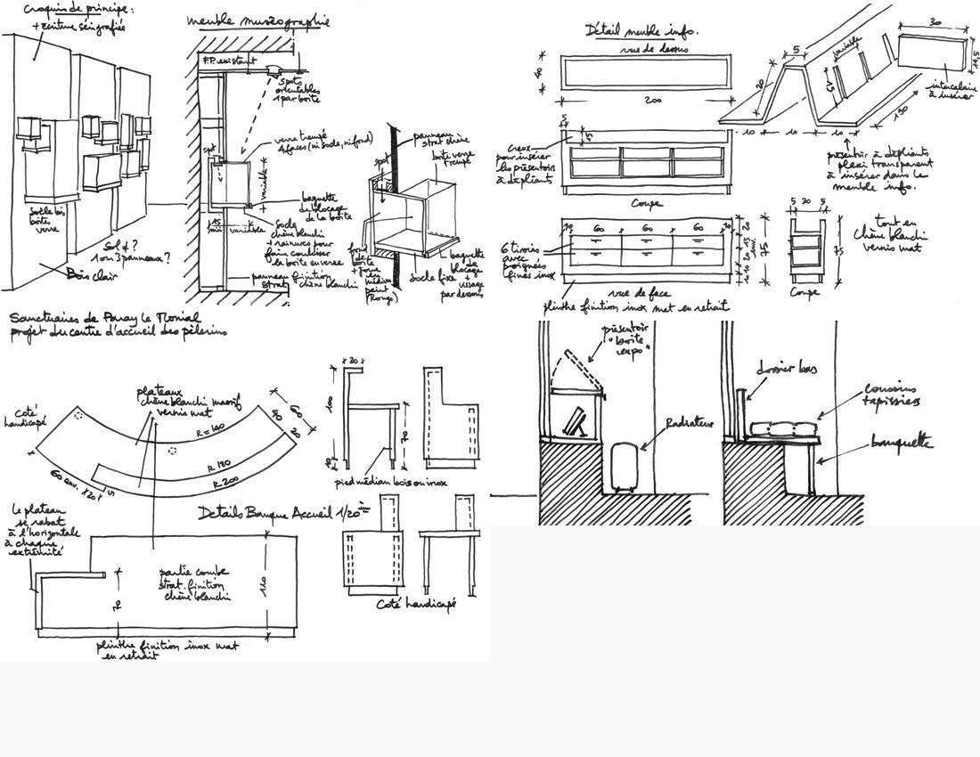 Ultra book de sophiebrando portfolio am nagements int rieurs - Combien coute un architecte d interieur ...