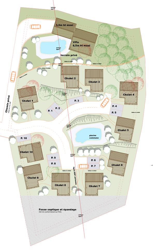 Ultra book de sophiebrando portfolio habitat collectif - Combien coute un architecte d interieur ...
