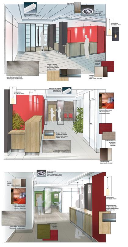Ultra book de sophiebrando portfolio sant - Combien coute un architecte d interieur ...