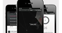 Dalog website - Sophie Brenna