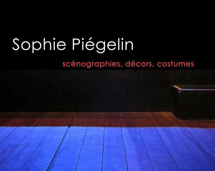 Portfolio de scenographie