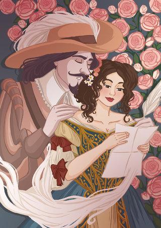 Cyrano et Roxanne