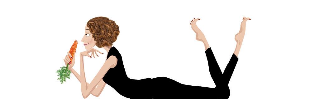 """Fabienne Legrand / IllustratricePRESSE : """"Belle dans mon assiette"""" d'Olivier Courtin-Clarins - cherche midi éditeur - Paru le 6 Avril"""