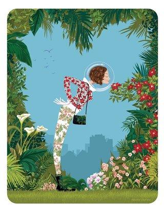 Illustration pour le Figaro Madame
