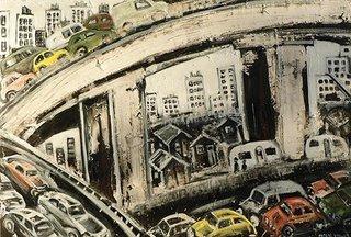 cararom sous le pont
