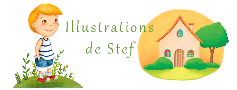 Book de Stef Portfolio :Illustrations jeunesse