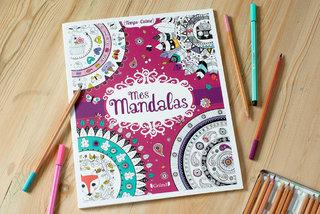 Coloriage Mes Mandalas