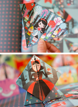 Mes origamis magiques Contes