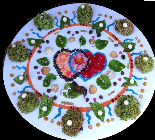 Mandala festif