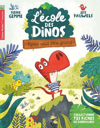 L'Ecole des Dinos T5