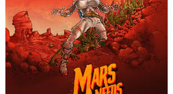 Mars needs women - thierry leydier-illustrateur