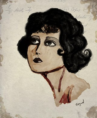 Portrait [Clara Bow]