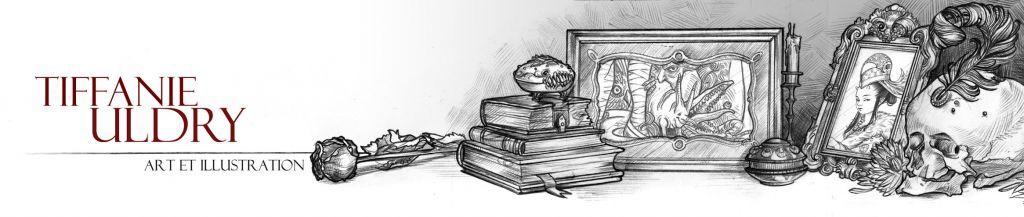 Book de Tiffanie Uldry Portfolio :Mandragores