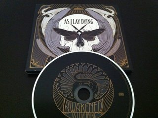 "As I Lay Dying -""Awakened"""