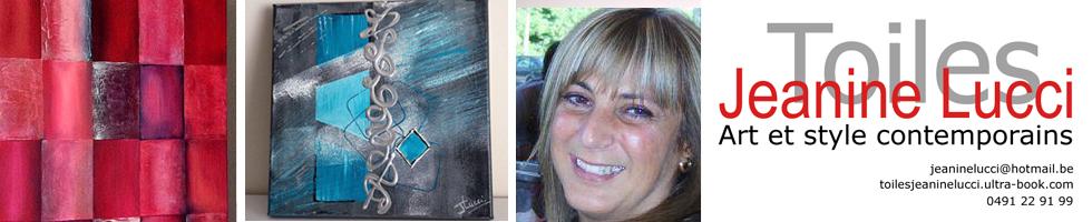 Jeanine Lucci Artiste peintre contemporain ( jeaninelucci@hotmail.be) : Ultra-book