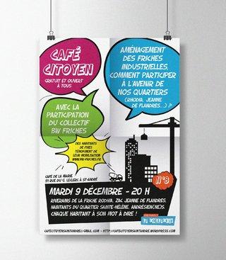 Affiche Café Citoyen