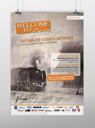 Festival Court Métrage Welcome To N°4