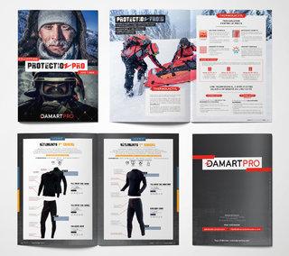 Catalogue Damart Pro