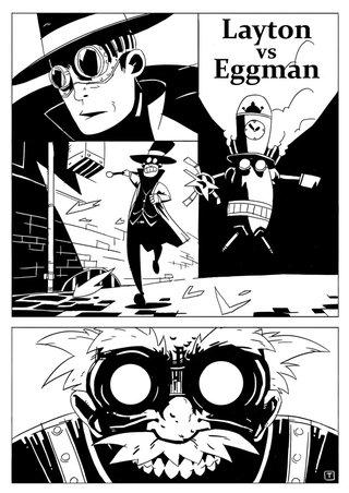 Layton Eggman