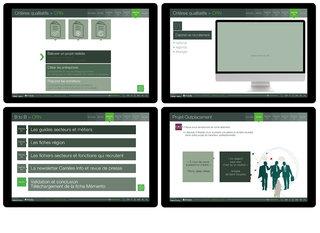 Altedia Training : conception graphique