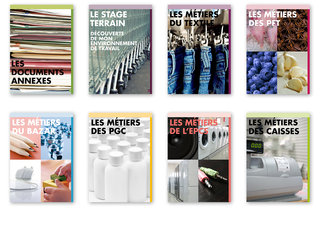 Carrefour France : conception graphique