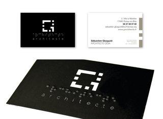 G architecte : conception graphique