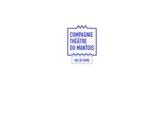 Théâtre du Mantois : conception graphique