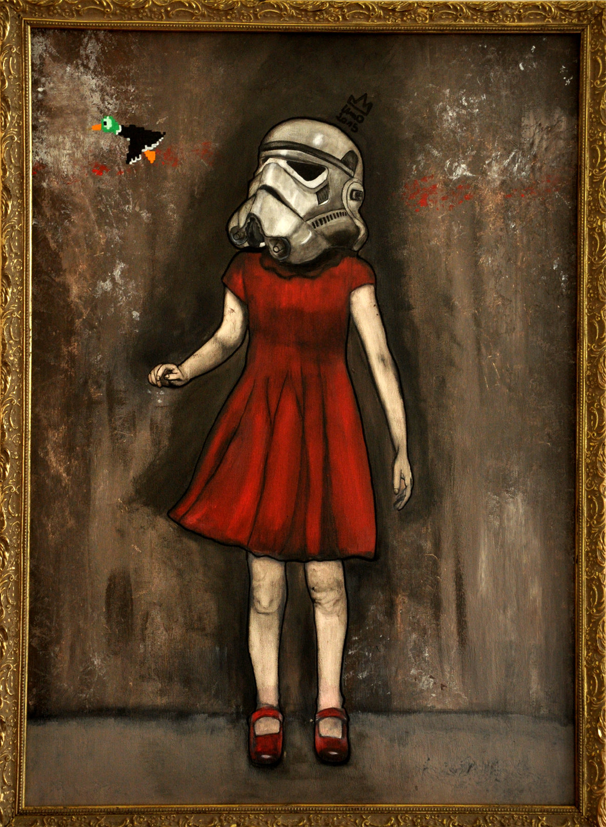 Stormtrooper girl n°1