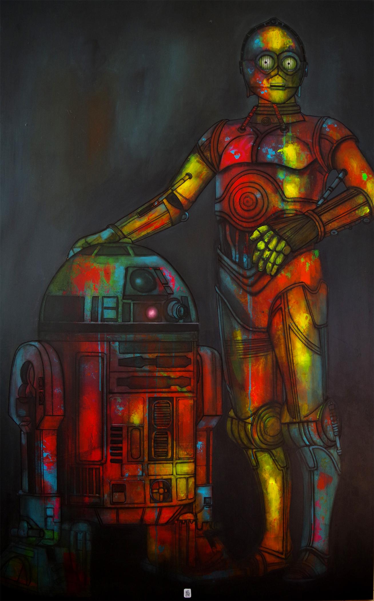R2D2 & C3PO