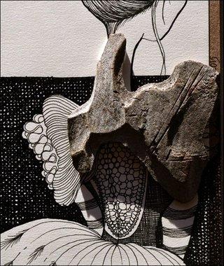 Ursula Barke, détail