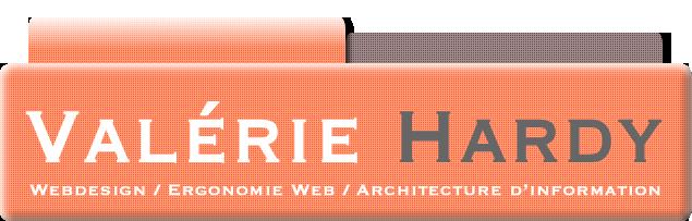 Valerie Hardy Webdesigner