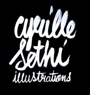 Illustrations Cyrille Sethi Portfolio :