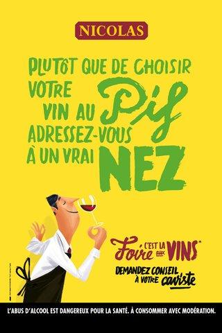 Campagne nationale Nicolas®