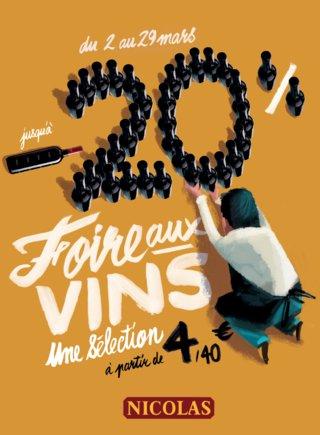 Foire aux vins 2016 Nicolas