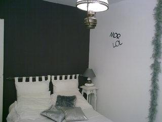 La chambre de Charlotte