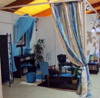 Stand salon Habitat (Oise)