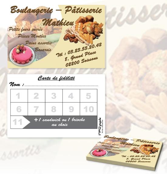 Carte Fidelite Boulanger En Ligne.Vincent Lafargue Infographiste Multimedia Portfolio