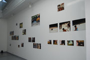 Installation Narrations Interrompues, 2009. -