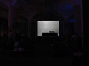 "Projection ""Murmures"", Biennale de Photographie de Mulhouse, 2013 -"