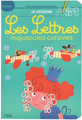Lito Les lettres majuscules