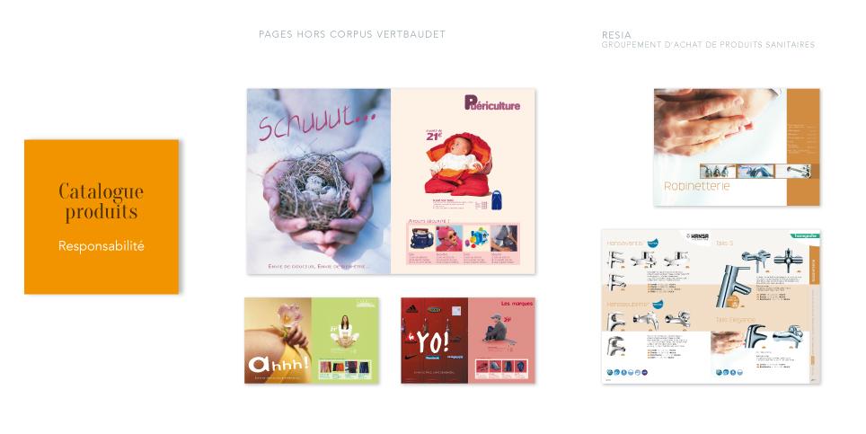 VERTBAUDET - RESIA<br/><span>Catalogue</span>
