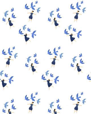 Dancing pattern