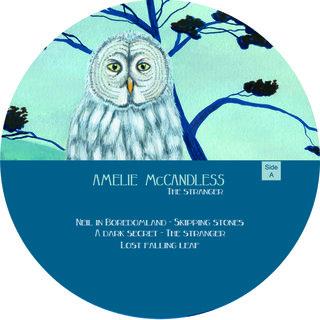 Etiquette CD pour Am&lie McCandless