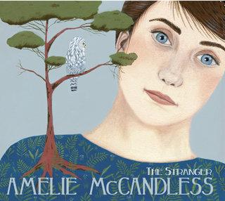 Pochette album pour Amélie McCandless