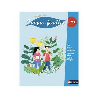 Couverture catalogue Croque-feuilles, Editions Nathan