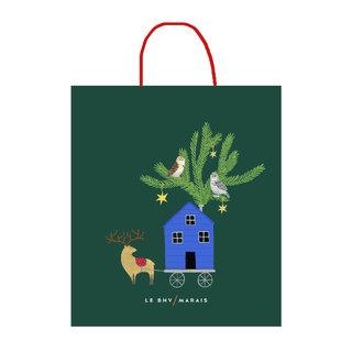 sac shopping du BHV Marais, Noël 2019.jpg